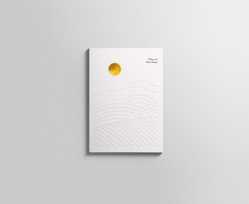 Дизајн на каталог и брошура