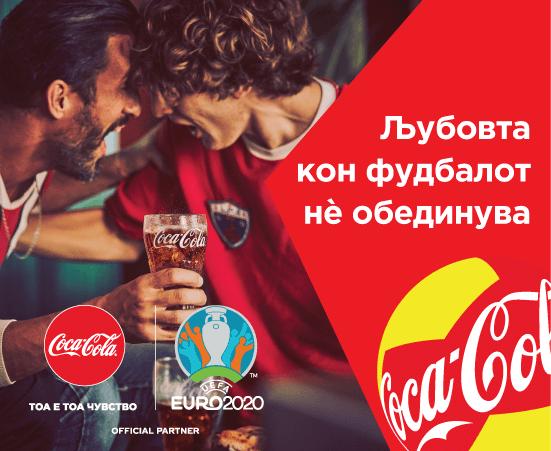 Coca-Cola EURO 2020